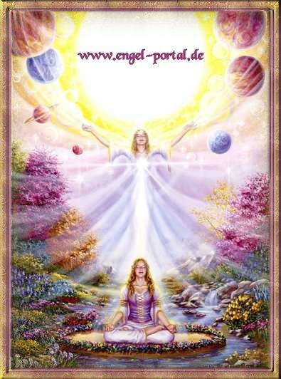 Engel-Portal`s Uhr